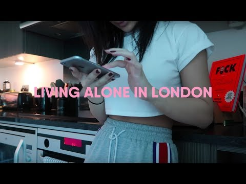 LIVING ALONE IN LONDON