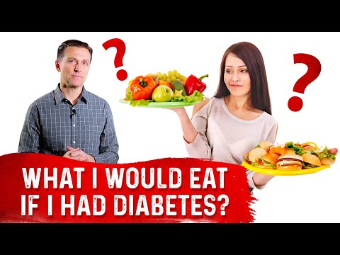 What I Would Eat if I had Diabetes?
