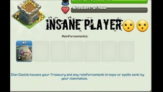 Insane player😱😱 found in Clash of Clans-||Gaming with Rajat||