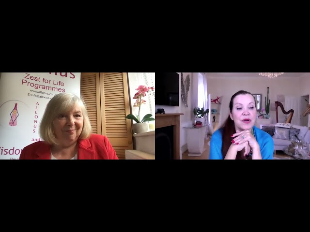 Jayney Goddard from CMA interviews Joy Wisdom