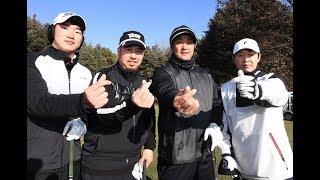 [SC영상] '오늘은 야구가 아닌 골프를 즐기는 선수들'