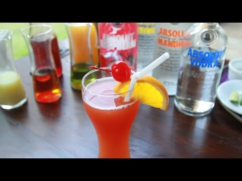 Sex On The Beach - Cocktail Recipe