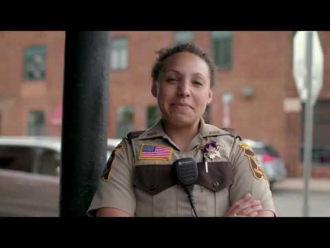 Ramsey County sheriff's deputy talks politics in new Lifetime 'Her America' project