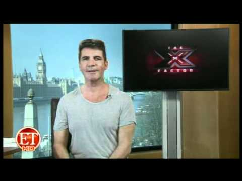 Entertainment Tonignt-Simon Cowell's Royal Wedding Invitation- Lost in the Mail?