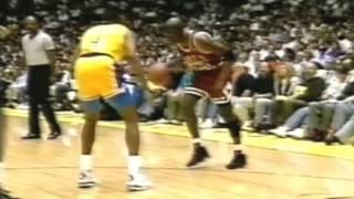 Michael Jordan\'s Top 10 In Your Face Dunks