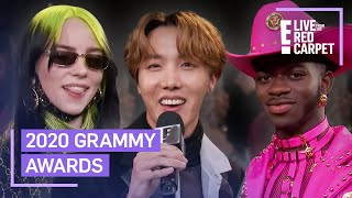 Gambar cover 2020 Grammys: Must-See Red Carpet Moments | E! Red Carpet & Award Shows