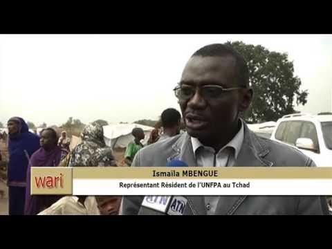 Réalisations UNFPA Bureau régional Afrique de l'Ouest et du Centre 2015