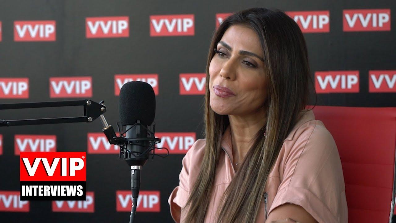 VVIP Live in Dubai: Hanan Sobati (Arabian Gazelles)