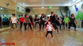Zumba Fitness - Dame Tu Cosita   Pitbull Ft. El Chombo, Karol G & Cutty Ranks - Oscar Dither -