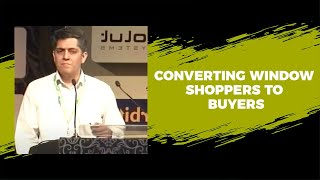 Converting window shoppers to buyers