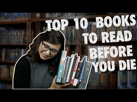 Top 10 Books You Should Read In Your Lifetime