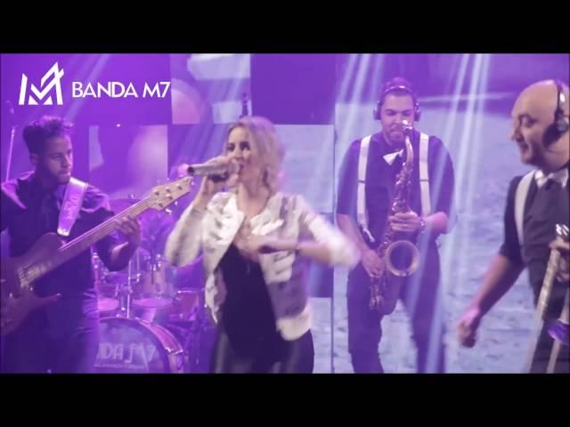 Banda M7 tocando Axé