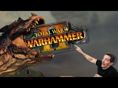 WORLD WAR D - Total War: Warhammer 2 Gameplay