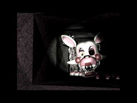 FNAF Alfa,Foxy and Mangle sing-Can you survive