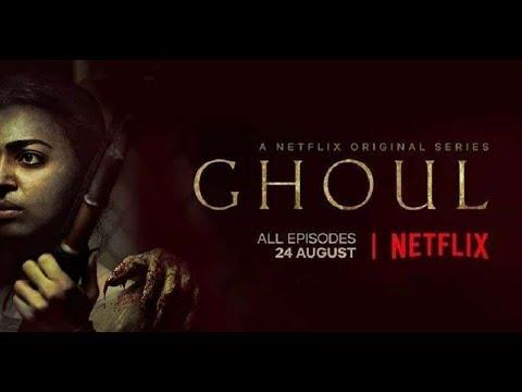 GHOUL Official Trailer #2 | Radhika Apte | Horror | Netflix