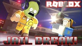 Gaming Grape Plays - ROBLOX: Jail Break!