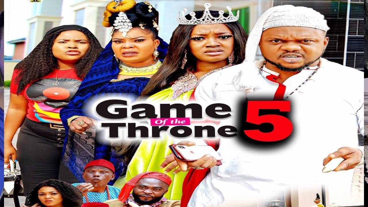 Download GAME OF THE THRONE SEASON 5 - (New Movie) KEN ERICS  2020 Latest Nigerian Nollywood Movie Full HD