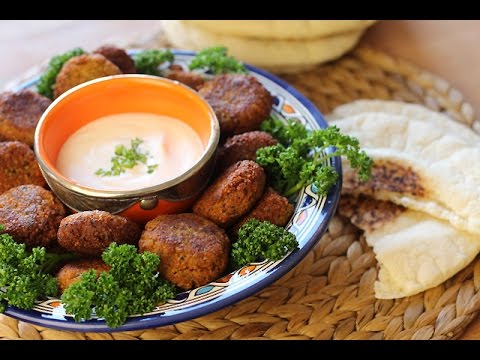 recette-végétarienne-:-falafel-/-vegan-recipe-:-falafel-/-الفلافل