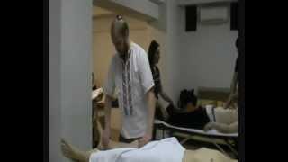 Обучение массажу в Европе. Италия, Рим
