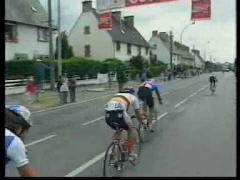 Sean Yates - Yellow Jersey - Tour de France 1994