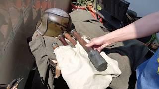 GRENADES OF WWI:M17 GERMAN EIERHANDGRANATE(Egg Grenade) VS M24 STIELHANDGRANATE (Stick Grenade)