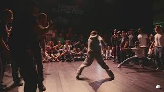 Nicolas Sarkozy - Break Dance