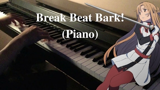 Video Sword Art Online Ordinal Scale Ost (Piano cover) - Break Beat Bark! by Yuna download MP3, 3GP, MP4, WEBM, AVI, FLV Desember 2017