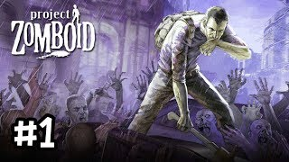 Project zomboid[Thai] #1 เกมเอาชีวิตรอดที่สมจริงที่สุด