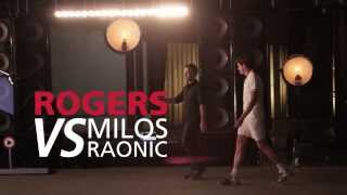 Phil Curran TV Commercial Voice-Over for Rogers Ultimate High Speed Bundle.