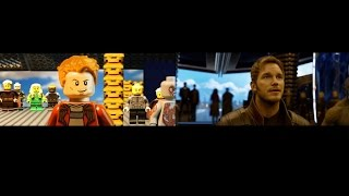 Guardians of the Galaxy Vol  2 - Side by Side version