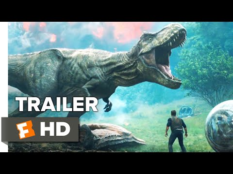 Download Youtube: Jurassic World: Fallen Kingdom Trailer #1 (2018) | Movieclips Trailers