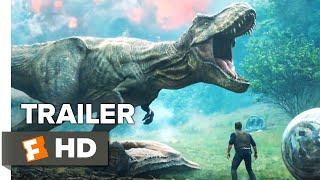 Jurassic World: Fallen Kingdom Trailer #1 (2018)   Movieclips Trailers