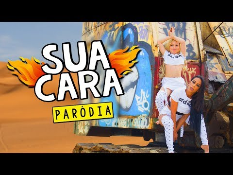 SUA CARA - PARÓDIA | Major Lazer - Sua Cara (feat. Anitta & Pabllo Vittar)