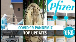Covid update: Pfizer 'committed' for India talks; USA's daily deaths record