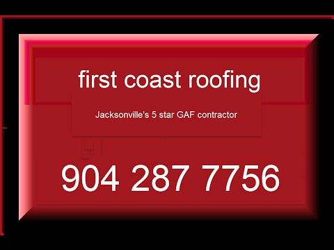 First Coast Roofing Jacksonville reviews...