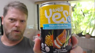 Campbell's Well Yes Soup Review