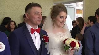 свадьба +в Добринке.ЗАГС Степан и Анна