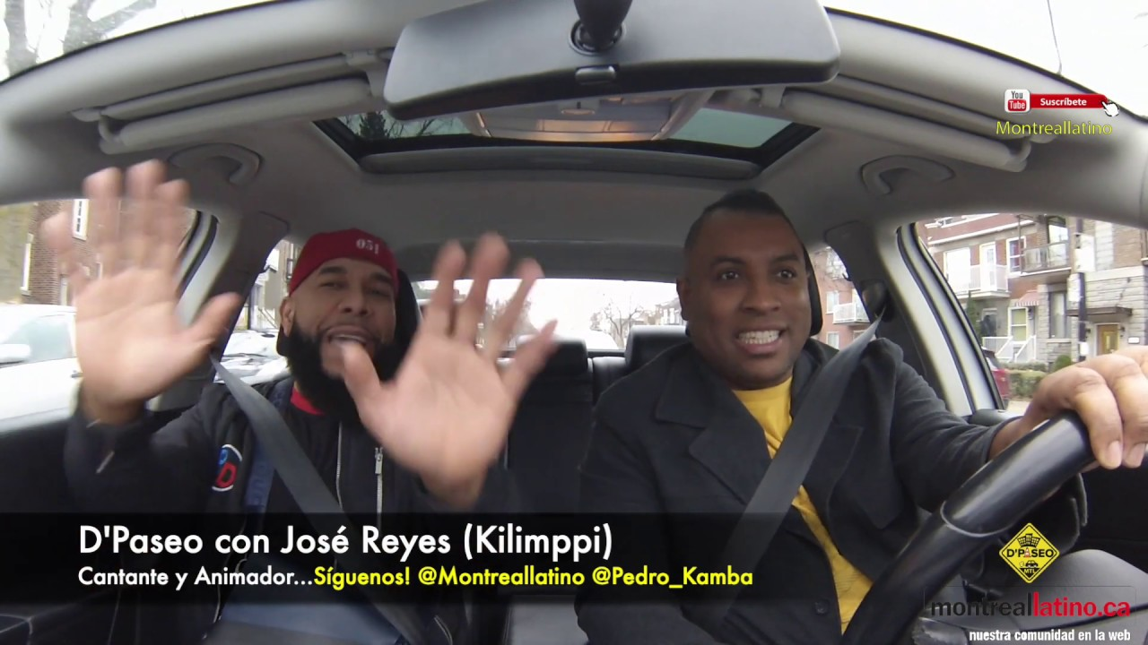 D'Paseo José Reyes ( Kilimppi) ShowMan & Pedro Kamba