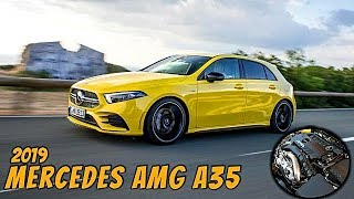 New Mercedes A35 AMG 2019 - Full Review