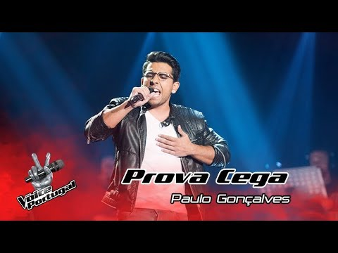 Paulo Gçalves  Im sexy and I know it  Blind Auditi  The Voice Portugal