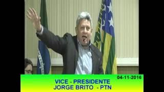 Jorge Brito Pronunciamento 04 11 16