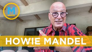Howie Mandel says with pandemic, 'Everyone seems to have joined me in my nightmare' | Your Morning