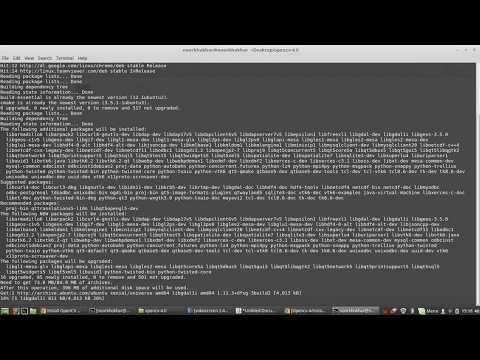 install opencv 4 0 ubuntu/linux - YouTube