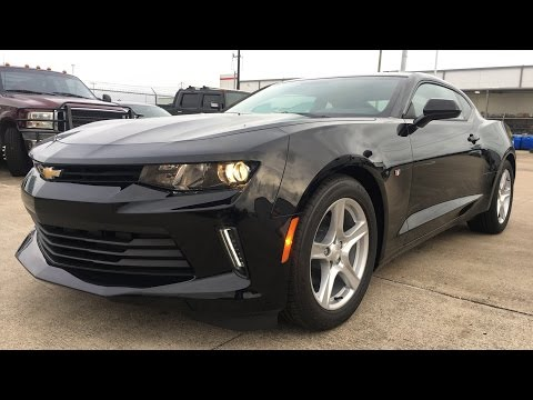 Cheapest Brand new 2017 Chevrolet Camaro 1LT (4cyl Turbo) - Review