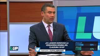 """""""Donovan en su vida se ha encontrado un ambiente como el de León"""": Rafa Márquez Lugo"""