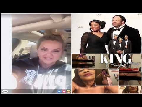 Vicki Yohe Heated Over Prophet David Taylor Abuse By Apostle Veter Nichols By King Jives Show Ii