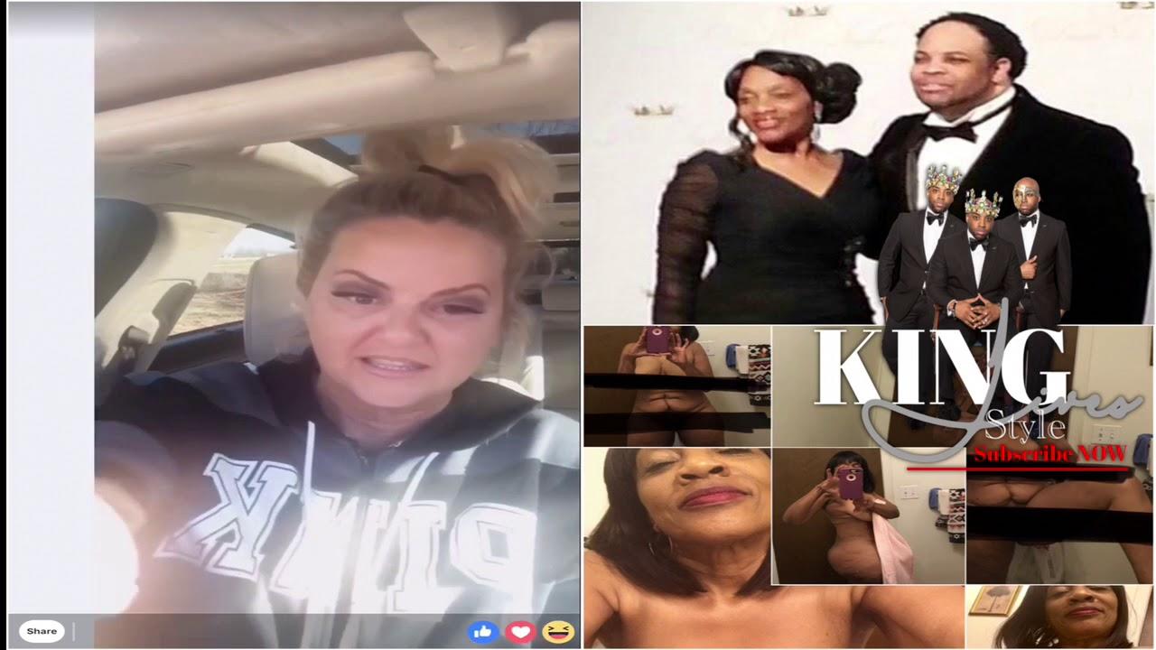 Vicki Yohe Heated Over Prophet David Taylor Abuse By Apostle Veter Nichols Youtube