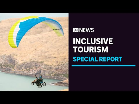 New Zealand's adventure tourism sector is being transformed to make it available to all   ABC News