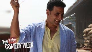 Akshay Kumar | BOSS Ke Funde