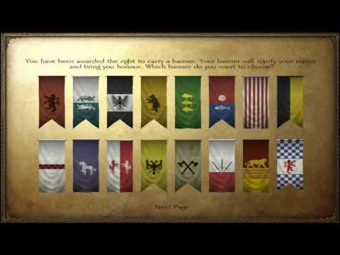Mount & Blade. Огнём и мечом. Играем по сети #1